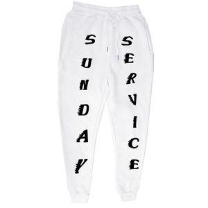 2020 Kanye West Sunday Service CPFM Sweatpants Best 11 High Quality Hip Hop Sweatpants Trousers Mens Women Joggers Sports Pants