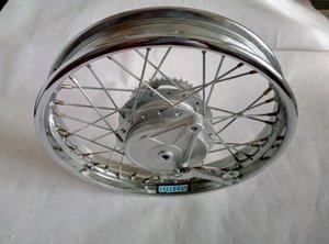 CG125 / WY125 / CBT125 2.5X17 2.15x17 2.15x17 2.15x18 RIM de la moto arrière avec frein à tambour de pignon