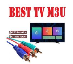 Best Stable server for TV BOX MAG Smarter APP World tv 4K USA America Europe program Xxx VOD UK English France M3u test
