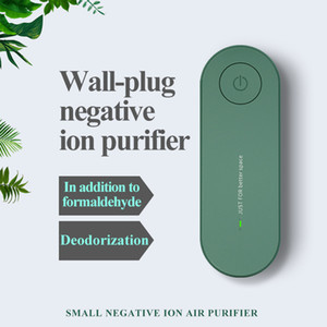 New Negative Ion Air Purifier Odor Deodorizer Durable Remove Dust Smoke Removal Formaldehyde Removal Home Use