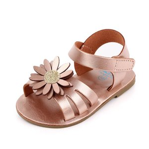 Baby Girls Shoe Baby Sandals Infant Shoes Summer Flower Newborn Shoes Moccasins Soft First Walker Shoes Infant Sandals 0-12M B3874