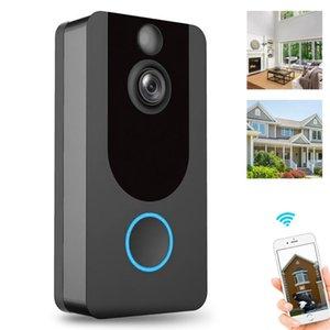 Doorbells Travor WIFI Video Doorbell Smart Home Security Intercom 1080P Audio Waterproof Outdoor Wireless For House Life