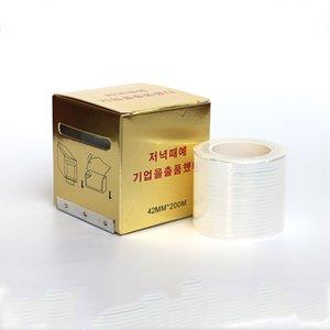 Grafting Eyelash Plastic Wrap Remove False Eyelashes Wraps Beauty Eye Lashes Auxiliary Tools Tattoos Lip Protective makeup eyebrow 42mm*200m