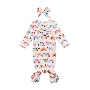 Newborn Floral Swaddle Blankets With Hairband Set Euro America Baby Bedding Infant Toddlers Stretchy Super Soft Swaddles Receiving Blanket