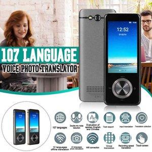 Kinco M9 Traduttore Voice Instant Traduttore portatile Traduttore in lingua in tempo reale Supporti intelligenti 12 lingue offline