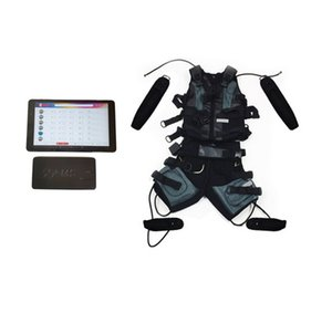 Professional Electric Muscle Stimulator Machine Wireless EMS Training Suit XEMS Gym Vest Electrostimulation Wireless EMS Fitness Machine