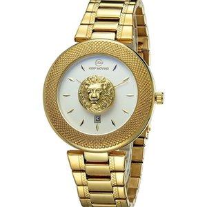 최고의 럭셔리 패션 브랜드 우아한 여성 시계 쿼츠 방수 손목 시계 캘린더 숙녀 시계 Relogio Feminino 선물 201218