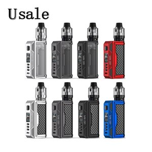 LostVape Thelema Quest Kit 200W Mod 0.96inch TFT Screen with UB Pro Pod Tank Intuitive Firing Button Vape Device 100% Original