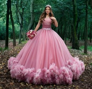 2021 New 16 Pink blue burgundy Quinceanera Es Off Shoulder Ruched Ball Gown Sweet 15 Prom Party Gowns Vestido De Anos Km6u