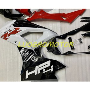 New ABS injection motorcycle cowlings Body Kits red white black For HP4 BMW bmw S1000RR 2017 2018 Fairings S1000 RR 17 18 Bodywork