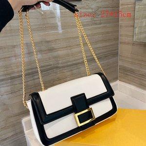 2021 роскошный модный бренд дизайнер классический кошелек натуральная кожаная сумка женщины 3A + высокое качество сцепления мягкая кожаная сумка на плечо Fannypack