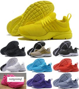 Hot Presto 5 Ultra BR QS Black White All Yellow Purple Red Grey Running Shoes for Women Men Top Prestos Casual Sports Sneakers 36-46
