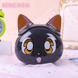 Xinchen 2020 Sailor Moon Becher Luna 3D Kaffee- und Getränk Tasse Hohe Temperatur Herstellung Keramik L0309