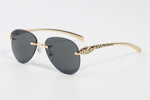 2022 New Arrival Fashion Sports 선글라스 망 빈티지 레트로 골드 미러 태양 안경 조종사 큰 대형 안경 여성 Lunettes
