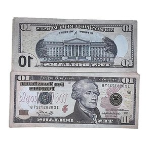 Copy Movie 4e Bar American Children's Shooting Banknotes Shipping Money Toys 100pcs pack Supqg Props Fast Of Currency Jluik