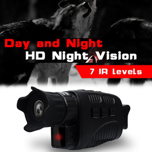 NV3185 HD Night Vision Monocular Night Vision Camera Outdoor Digital Telescope with Day and Dual-use Outdoor Adventure Hun