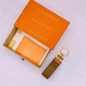 2021 Hot Fashion Lussurys Designer Designer Key Fibbia Amanti Car Keychain Portachiavi in pelle Handmade Uomo Donna Borsa Accessori pendente 10 colori