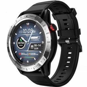 """Nouvelle Comet 1.3 """"Écran tactile complet Sport Smart Watch Récompense cardiaque imperméable Flazing Tracker Smartwatch Hommes Femmes pour Android iOS"""