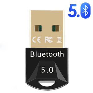 Mini Wireless USB Bluetooth Dongle Adapter 5.0 Bluetooth Music Audio Receiver Transmitter for PC Speaker Mouse Laptop