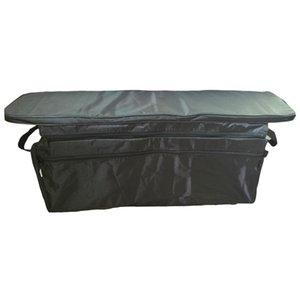 Kanu-aufblasbarer Bootssitz-Aufbewahrungstasche mit gepolstertem Sitzkissen