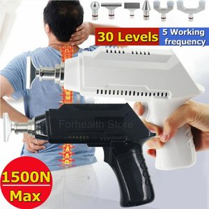 Electric Massagers Chiropractic Gun Spinal Massage Correction Adjusting Tools 30 Levels Health Care Massager 1500N