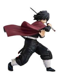 Um fantasma da espada tomioka yiyong mão para fazer o local da verdadeira coisa