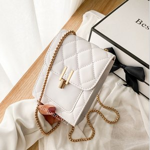 Ladies Small Bag, Mobile Phone Bag Coin Purse Fashionable And Versatile High-Quality Shoulder Bag Simple Chain Handbag Chinese Handbag