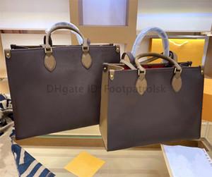 Luxurys Designers Lady Fashion Большая Кожа Высокое Качество Буквы Сумки Повседневная Tote 2021 Женщины Сумки на плечо Мать Сумка Большие Сумки