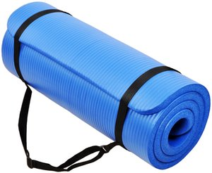 Yoga Mat Balance From 1-Inch Extra Thick High Density Anti-Tear with Carrying Strap