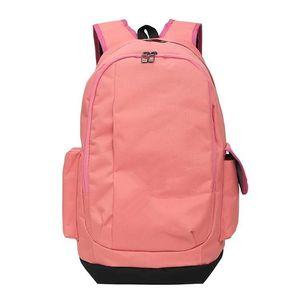 Bolso de diseño de lujo 2021 nueva mochila duradera de ocio con coreano Chaozhou Middle School Solid Color Schoolbag NDW0