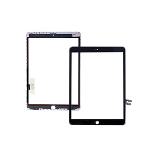 Touch Screen Panel Digitizer For iPad 7 10.2 A2200 A2198 A2232 With adhesive Replacement Parts
