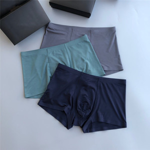 3 teile / los Mens Unterwäsche Boxer Shorts Modal Sexy Homosexuell Männliche Ceuca Boxer Unterhosen Atmungsaktiv Neuem Mann dünne Unterwäsche M-XXL Hohe Qualität