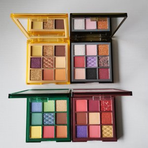 New Makeup WILD 9 colors Eyeshadow TIGER JAGUAR PYTHON CHAMELEON palettes Matte shimmer Eye shadow Palette