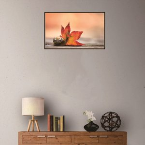 DIY Manual Diamond Painting with Snail Paintings with Mural Art with Colorful Natural Pictures in Bedroom and Living Room