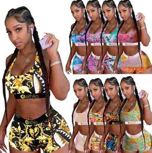 여성 파자마 onesies jumpsuit 섹시한 버튼 뒷면 플랩 디자이너 트랙 슈트 V 목 두 조각 바지 세트 bodycon 나이트 클럽 나이트웨어 의류