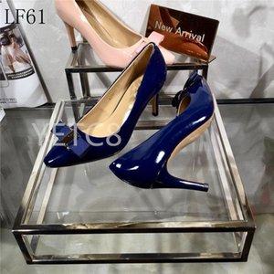 mm tamaño 42 bombas zapatos de lujo mujeres novia novia 9cm tacones altos zapatos de polvo oro tela brillo brillante elegante marca zapatos lujo 2021 11