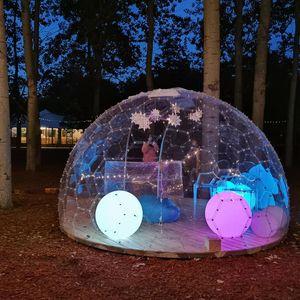 Voir The Stars Hotel Tents Tentes / Garden / Dome Tents / Hôtel / Compte En Online Tente étoile / Crystal Morceau de tentes