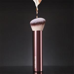 الساعة الرملية مستحضرات التجميل تختفي سلس الانتهاء من الأساس فرشاة حقيقية الجودة دسم BB التمهيدي Kabuki ماكياج فرش الشعر الاصطناعية 10PCS