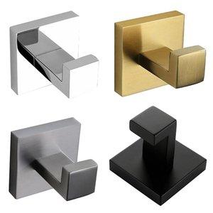 الفولاذ المقاوم للصدأ منشفة رف مجموعة الحائط ملحقات الحمام C66