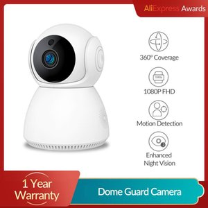 1080P 1920P 2K WIFI Home Dome Guard Camera IP Camera baby monitor with AI Functions Security Surveillance System