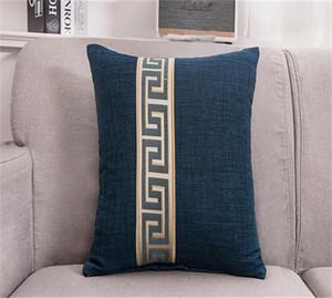 Стул автомобиль домой декор белья NAP подушка подушки домой декор диван диван-кровать подушка крышка бросить подушку чехол с твердой наволочкой