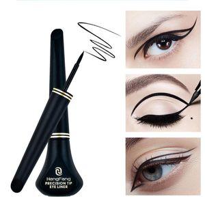 Hengfang Eyeliner Pen wasserdicht schweißfest Nichtmarkierung dauerhaft nicht leicht zu schmumpeln Lazy Eyeliner Makeup Cosmetic TSLM1