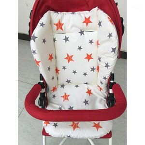 Thicken Baby Stroller Seat Cushion Pushchair High Chair Pram Car Soft Mattresses Baby Carriages Seat Pad Stroller Mat Accessory1