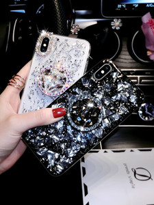 3D Diamond Case for iPhone 11 Pro Max Xs XR 8 7 Plus 6 6S Plus SE 2021 Phone Cases Cover Coque Fundas