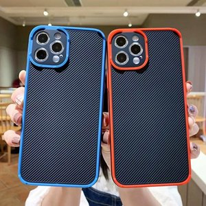 Luxury Camera Lens Protection Bumper Phone Case For iPhone 12 Pro MAX 11 Pro 6 7 8 Plus Xs Max XR SE Shockproof Matte Soft Cover