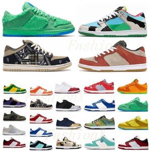 Nike SB Dunk Low dunk sb shoes Tıknaz Dunky Koşu SB Yüksek Düşük Ayakkabı Otantik Sneakers Minnettar Ölü Dunk Pembe Dijital Kavramlar Mens Bayan Spor Trainers # 36-45 #
