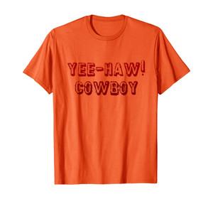 YEE-HAW! COWBOY Funny T-Shirt