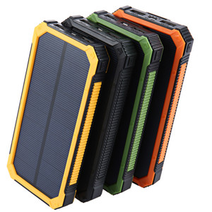 Tollcuudda 20000mAh Solar Powerbank For LG Phone Power Bank Charger Battery Portable Mobile Pover Bank Powerbank DHL