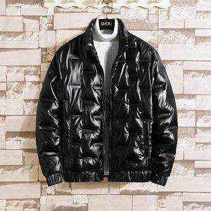 Hommes 2020 Amputation de vêtements de vêtement d'extérieur; Manteaux Vêtements Veste Pour Hommes Nouveau Manteau d'hiver Automne Hommes Mode Marque Corée Parka Homme1