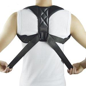 5PCS 자세 교정기 쇄골 척추 뒤 어깨 보호대 벨트 자세 보정을 방지합니다.